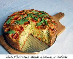 Pikantne ciasto dla seromaniaków ???