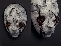 New mask - 'Accident 01' by torvenius.deviantart.com on @DeviantArt