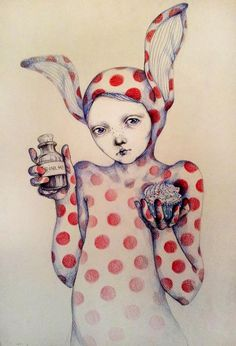 Lewis Carroll - #illustration Art