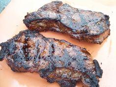 World's Best Grilled Steak