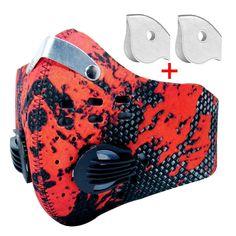 masque anti contamination avec filtre