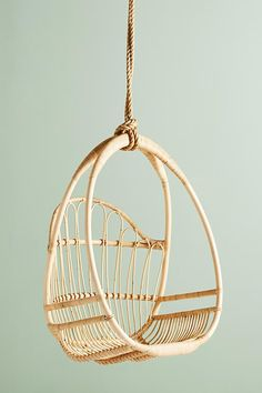 Woven Hanging Chair | Anthropologie