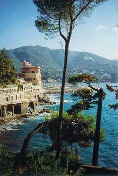 Santa Margherita, Italy by linweidner