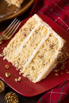 Life needs more cake, right? Cake is one of the ultimate comfort foods and it's also one of the ultimate celebration foods, so of course you'll probably be