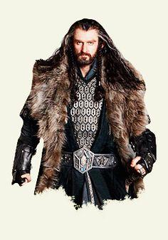 Thorin Oakenshield #thehobbit #tolkien