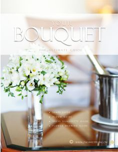 It's finally here!  The ultimate BOUQUET guide!  Learn the latest bouquet shapes, the best flowers to use for each style, the meanings of different flowers, and the best shape for your dress silhouette.  Design your bouquet to be on trend, proportioned for your gown, and full of meaningful sentiment!  Speak from your soul without saying a word…https://app.convertkit.com/landing_pages/39986
