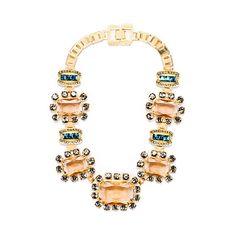 OOOK - Elie Saab - Accessories 2013 Spring-Summer - LOOK 39 |... ❤ liked on Polyvore