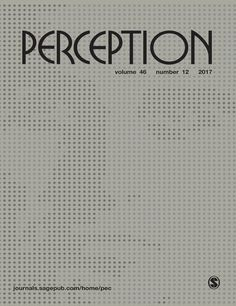 Cover image for latest issue of {{Perception}}