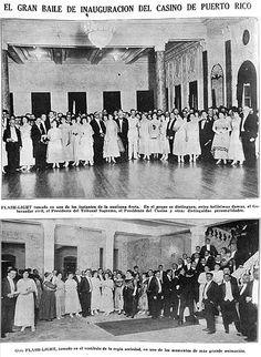 Inauguración Casino de Puerto Rico