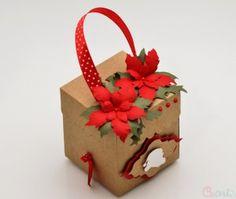 Kartka Prezent od Świętego Mikołaja