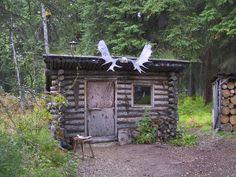 Trappers Line Cabin near Fairbanks
