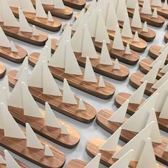 Boats from Photo from Natural Toys, Handmade Design, Boats, Lab, Interior Design, Wood, Home Decor, Design Interiors, Madeira