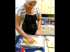 Aprendendo à prensar o bolo