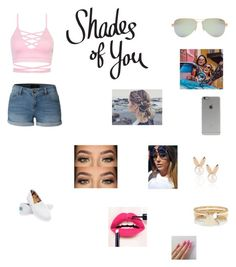 """Shades of You: Sunglass Hut Contest Entry"" by ysanchez-1 ❤ liked on Polyvore featuring LORAC, Tiffany & Co., LE3NO, Incase, Aamaya by priyanka, River Island, L'Oréal Paris, TOMS and shadesofyou"