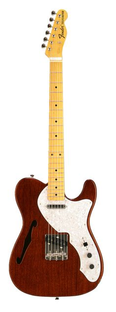 Classic 69 Tele Thinline | Telecaster® Electric Guitars | Fender® Guitars