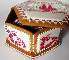 Citromhab: Mézeskalács doboz