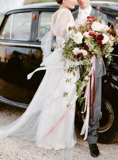Old World Wedding Inspiration by Sylvie Gil Photography | Wedding Sparrow