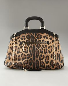Why are leopard print bags always a million dollars?