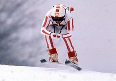 Annemarie Moser-Pröll will remain the greatest female skier : 62 wins in World Cup, with 36 downhills...