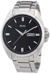 Hugo Boss Men's Quartz Watch 1512878 1512878 with Metal Strap