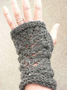 Tutos mitaines au tricot