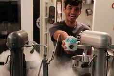 Welcome to F27 Liquid Nitrogen Ice Cream