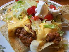 Crock Pot Nacho Supreme