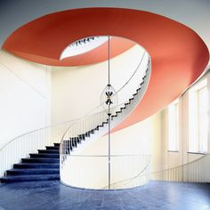 By Nils Eisfeld love spiral staircases