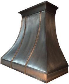 Bethesdastyle Hood Range Stainless Steel