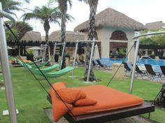 Hard Rock Hotel & Casino Punta Cana: Eden pool area