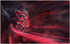 Shadow Fiend Dota 2 Game Wallpaper