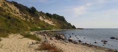 Traumstrand im Ostseebad Göhren auf der Insel Rügen