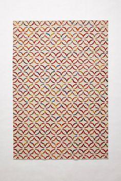 Silken Scrolls Rug - anthropologie.com