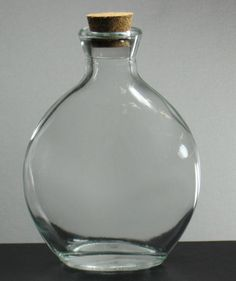 pretty bottles for all of our homemade goodies! nice site!