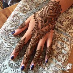Party henna ✨