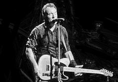 Bruce Springsteen and The E Street Band – July 11, 2013 – Rock In Rome Festival, Ippodromo Delle Capannelle, Rome, Italy