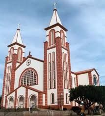 Floresta dos Moinhos/Floresta de los Molinos: O Guia Modelo-Igrejas-Catedral de Santo Antônio-Ch...