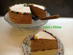 #Torta al #caffè e #Smarties - #Coffee and #Smarties #Cake