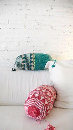 RESERVADO para lauronLLC almohada Crochet por lacasadecoto en Etsy