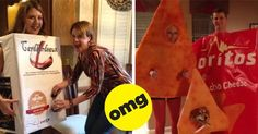 23 Insanely Clever Halloween Costumes You'll Actually Want