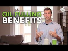 Are you wondering how to do coconut oil pulling for teeth? Watch the video tutorial, check out the benefits and see why it's the best thing you can do.