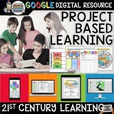 GO INTERACTIVE DIGITAL NOTEBOOK PROJECT BASED LEARNING GOOGLE EDITION ($)