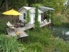 vignette design: Tent Living - A Unique Wine Country Retreat