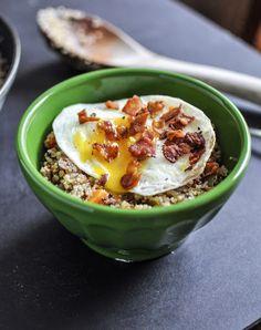 Quinoa Breakfast Skillet Recipe on Yummly. @yummly #recipe
