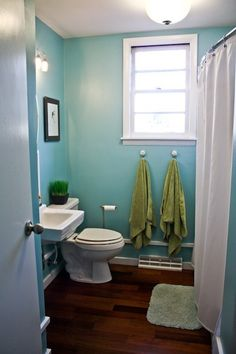 Love this paint color: Benjamin Moore Tranquil Blue