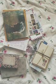Resultado de imagem para writing letters tumblr