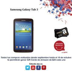 El complemento prefecto para tus estudios u oficina, Samsung Galaxy Tab 3.  http://amzn.com/B00D02AG7C