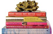 Wrap up these holiday 2011 gift books