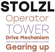 In mid-2015, British foundry The Northern Block presented Stolzl Display, a geometric font that stands out through its pert combination of square and circular shapes. Six months later, designer Mariya V. Pigoulevskaya completed Stolzl , the family's more introvert text version. While showing the same fondness for modernist elements, the new sub-f