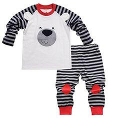 Aikobaby Newborn Baby Boy Bear Printed T-shirt Top + Stri... https://www.amazon.com/dp/B01MRWLOE1/ref=cm_sw_r_pi_awdb_x_fkKPyb5F2JG6R